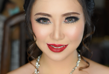 Wedding Make Up by Ika Puspita Makeup Corner