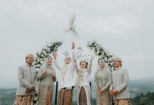 Wedding of Ika & Gesa by PrideBride Wedding