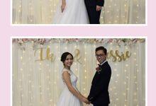 Wedding Celebration of Ik & Jess by UNIQBOOTH Photobooth Service