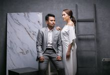 Karina & Sondi Pre-Wedding by Speculo Weddings