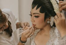 Jawa Akad From Anisa and Bagja by  Menara Mandiri by IKK Wedding (ex. Plaza Bapindo)