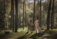 STEVEN & TASHA PREWEDDING by Speculo Weddings