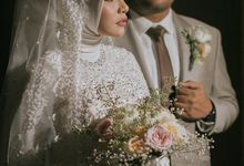 HERFINA & RISYAD by Speculo Weddings