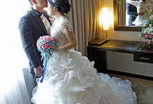 paul & desy wedding by bilhanphoto
