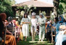 Remyta & Erwin Wedding by Monokkrom