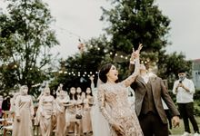 Ilma & Hafizh Wedding at Van Hoeis Bogor by AKSA Creative