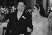 The Wedding of Mr. Akbar & Ms. Soraya by Ilona Headpiece & Crown