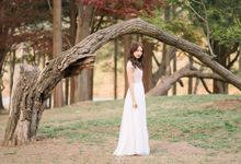 Catherine Prewedding by iLook ( Makeup & Couture )