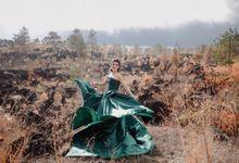 prewedding of Yenny Lonalgius by iLook ( Makeup & Couture )