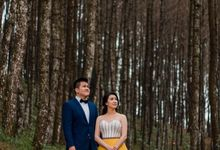 Prewedding of Christy by iLook ( Makeup & Couture )