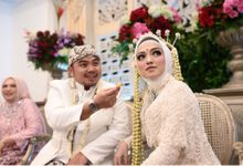 THE WEDDING OF RIDHA & NADYA by Cerita Bahagia