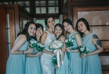 David & Jessica Wedding by Mata Photography