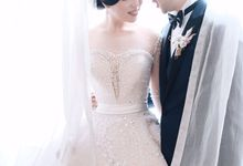 Wedding Day by Dicky & Femerico - Kevin Michelle by Loxia Photo & Video