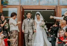 Sandy & Verita Wedding by Mata Photography
