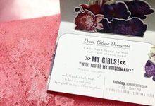 Bridesmaid by Dalisha Kebaya