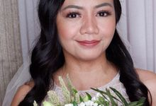 Make up artist for hire by Make up by Russhell Calderon