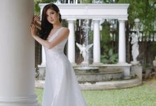WEDDING COLLECTION 2020 WITH PUTERI INDONESIA 2018 by ODDY PRANATHA BRIDAL
