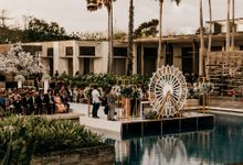 Alila Villas Uluwatu - Wedding of Michelle and Sunggoro by Alila Villas Uluwatu