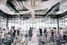 The Wedding of Franky & Pauline by Alila Villas Uluwatu