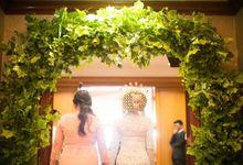Zizi & Indresh Wedding by MERCANTILE PENTHOUSE WEDDING