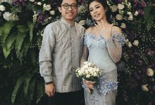 Sinddy & Tegar Engagement by Flowers & Lyrics