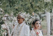 Yovita & Ivan Wedding at Plataran Cilandak by Bantu Manten wedding Planner and Organizer