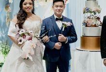 The Wedding of Firman & Riani by SAS designs