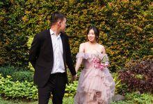 Prewedding of Nicholas and Cresentia by Esselia_Atelier