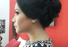Hair do by Suprihatin Widayanti Makeup Artist
