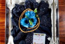 Wedding Gift Box Acrylic by AQANOs Craft