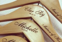 Wedding Details by Calligraffi