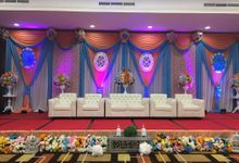 Wedding Phizuand & Nia by Lemo Hotel 88 Serpong