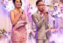 The Wedding of Andhy & Stephany by Mc ChokySaputra