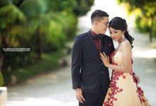 Prewedding Verdika & Anis by Nattalie Make Up Artist