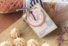 Syuio Jar by Syuio Happy Cookies