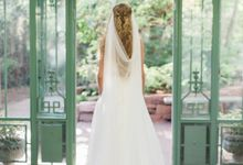 Jasper Veil by Cori Peirce | Love Veils