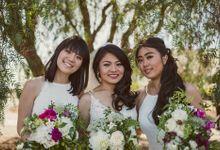Wedding   Hana & Yudy by Felicia Sarwono Makeup Art