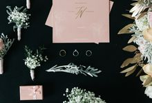 Tomo & Nathali by Yulika Florist & Decor