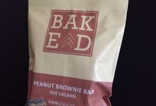 BAKED Id Cookies & Brownies Varian In Packaging by BAKED Id