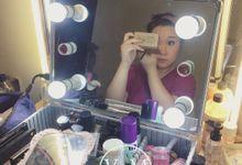 self makeup class by Veronicaong Makeup