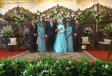 Tata & Firman Wedding by Balai Sarwono