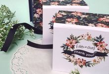 Wedding Box by Syuio Happy Cookies