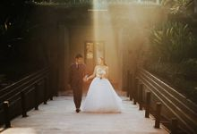 Wedding Hana Lee & Kyoung-Rok Choi by Fairmont Sanur Beach Bali