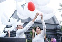 The Wedding of Akbar dan Annisa by CDC Corp