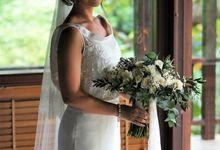 Kimiko Wedding by Nicolas Laville Couture