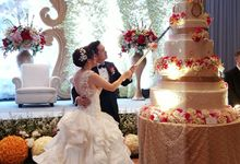 The Wedding of Indra & Jeann by FIVE Seasons WO