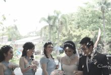 Discovery Hotel - Rey & Keshia Wedding Day by Impressions Wedding Organizer