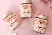Minnie Jar by Syuio Happy Cookies