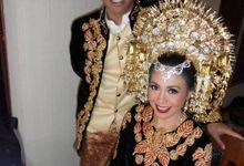 Minang wedding by Upan Duvan
