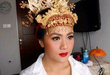 Palembang bride by Upan Duvan